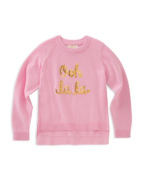 Kate spade new york girls ooh la la sweater big kid bloomingdaless kate spade new york girls ooh la la sweater big kid publicscrutiny Choice Image