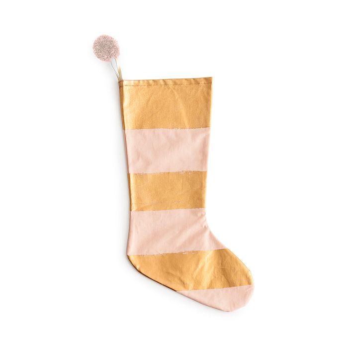 Rosanna - Foil Striped Stocking