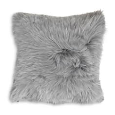 "Mitchell Gold Bob Williams - Alpaca Silver Pillow, 20"" x 20"""