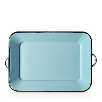 Food52 - Seafoam Enamel Tray