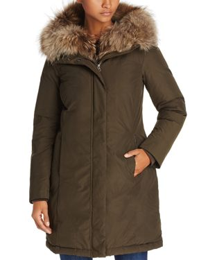 Woolrich John Rich & Bros Luxury Boulder Down Coat