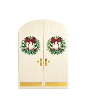 Masterpiece - Masterpiece Holiday Doorway Holiday Cards, Set of 16
