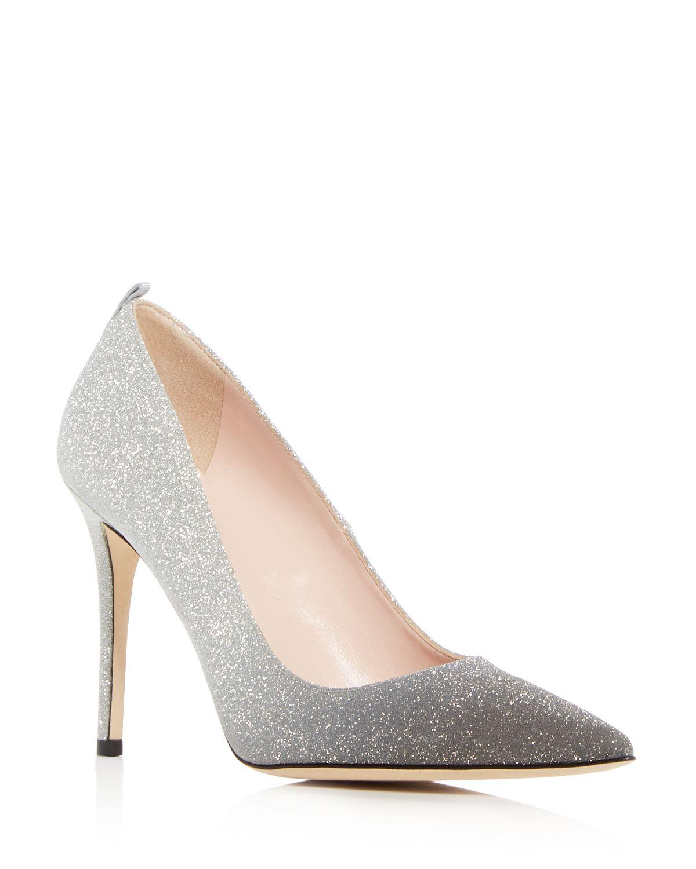 Sjp Women's Fawn Glitter High-Heel Pumps