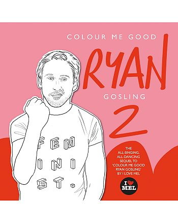 I Love Mel - Colour Me Good Coloring Book