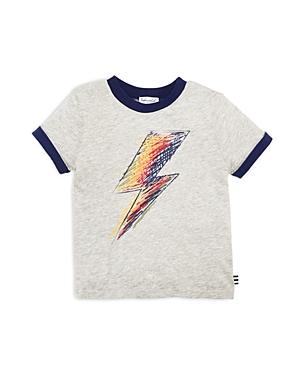 Splendid Boys Lightning Bolt Tee  Little Kid