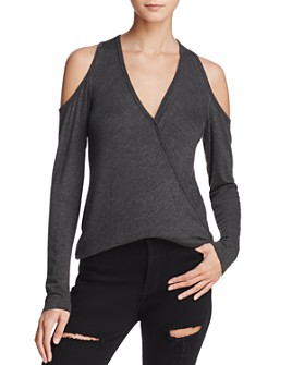 Bailey 44 - Big Hit Cold-Shoulder Sweater