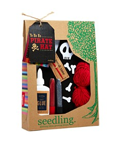 Seedling - Design Your Own Pirate Hat Set - Ages 4+
