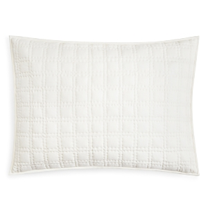 Oake Jersey Quilted Standard Sham - 100% Exclusive