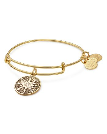 Alex and Ani - Heal Love Expandable Wire Bangle