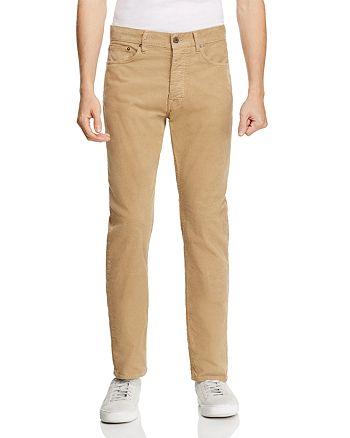 OOBE - Brandon Straight Fit Corduroy Pants