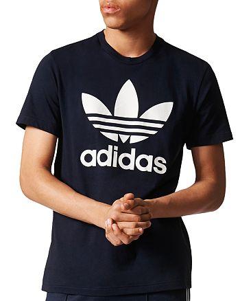 adidas Originals - Trefoil Logo Crewneck Short Sleeve Tee