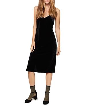 Sanctuary Sydney Velvet Slip Dress
