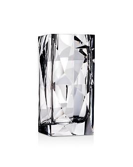 "Rogaska - Crystallization Vase, 10"""