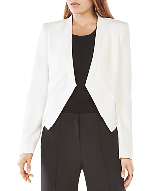 Bcbgmaxazria Lloyd Open-Front Blazer at Bloomingdale's