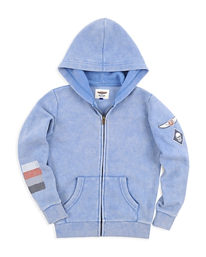 Butter Boys' Mineral-Wash Aspen Hoodie - Big Kid