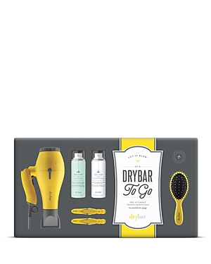 Drybar Let It Blow! Drybar To Go The Ultimate Travel Essentials Kit