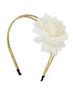 Capelli Girls' Floral Beaded Headband - Bloomingdale's_0