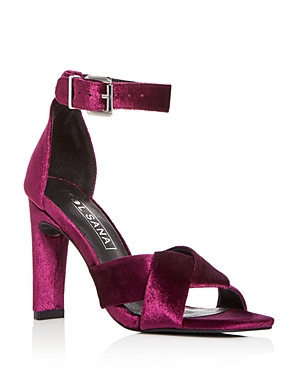 Sol Sana Women's Tallulah Vevet High-Heel Sandals