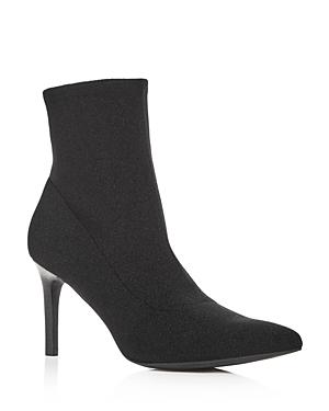 Sol Sana Women's Ezra Stretch Knit High Heel Booties