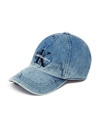 Calvin Klein - Washed Paint Splatter Hat
