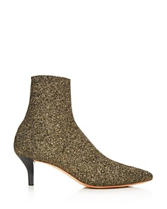 Loeffler Randall - Women's Kassidy Stretch Sock Booties