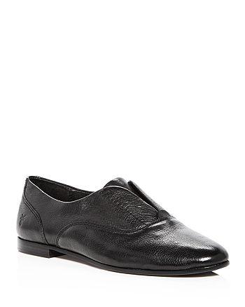 Frye - Women's Terri Leather Slip-On Loafers