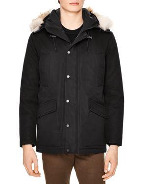 Sandro Polar Coat