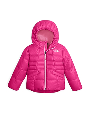 The North Face Girls Hooded Down Puffer Coat  Little Kid
