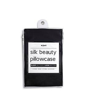 NIGHT - Silk Beauty Pillowcases