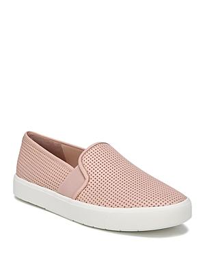 New Vince Blair 5 Flat Slip-On Sneakers, Rose