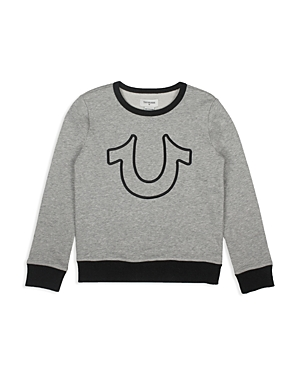 True Religion Boys French Terry Sweatshirt  Little Kid Big Kid