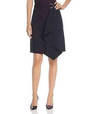 BOSS - Mavea Ruffled A-Line Skirt