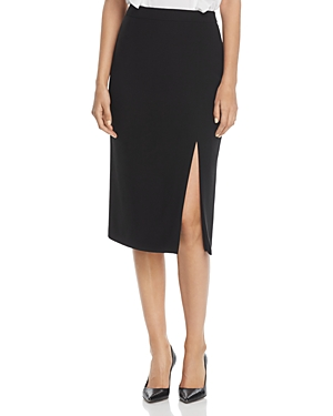 Boss Volania Slit Midi Skirt at Bloomingdale's