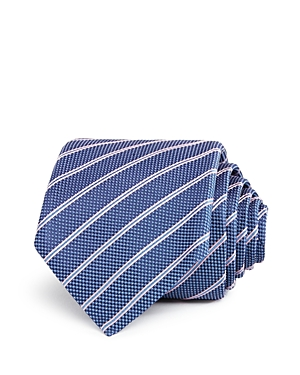 Boss Textured Stripe Classic Tie