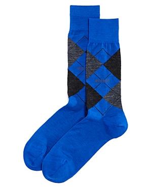Hugo Boss Argyle Socks