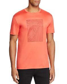 Versace Medusa Graphic Crewneck Short Sleeve Tee - Bloomingdale's_0