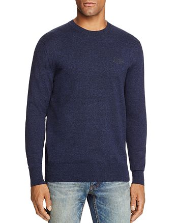 Superdry - Orange Label Crewneck Sweater