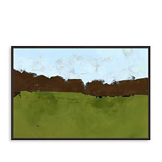 Bloomingdale's Artisan Collection Green Fields Wall Art - 100% Exclusive_0