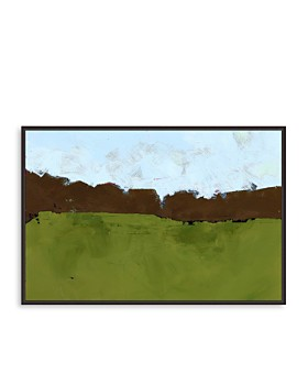 Bloomingdale's Artisan Collection - Green Fields Wall Art - 100% Exclusive