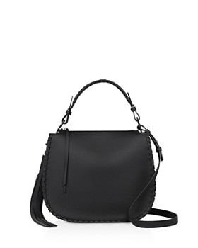 ALLSAINTS - Mori Leather Hobo