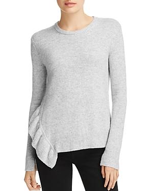 Derek Lam 10 Crosby Asymmetrical-Ruffle Sweater