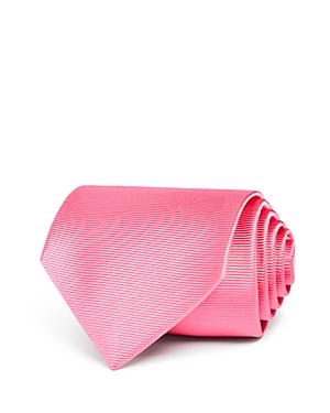 Turnbull & Asser Solid Rib Classic Tie