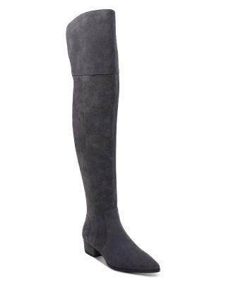 $Splendid Women's Ruby Suede Over-the-Knee Boots - Bloomingdale's
