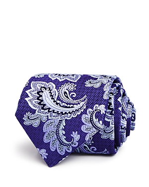 Eton Textured Paisley Classic Tie