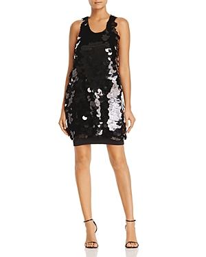 Kenneth Cole Paillette Dress