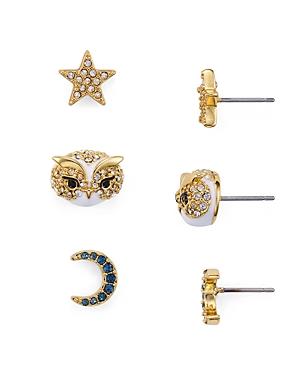 kate spade new york Night Sky Stud Earrings, Set of 3
