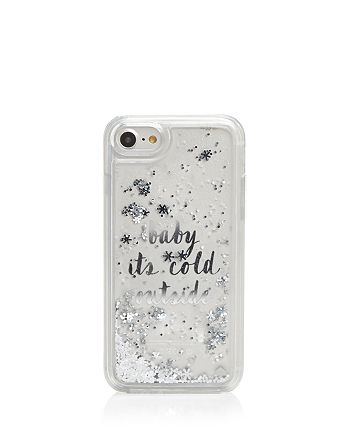 half off d9c95 f3a26 kate spade new york Baby It's Cold Outside iPhone 7/8 & iPhone 7/8 ...