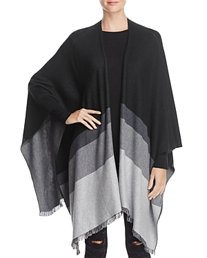 Splendid Color-Block Cape