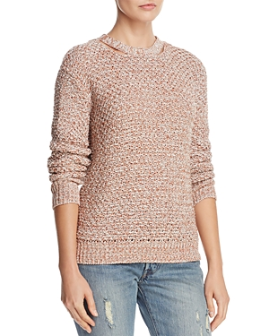 Ella Moss Sweaters DELFINA CUTOUT SWEATER