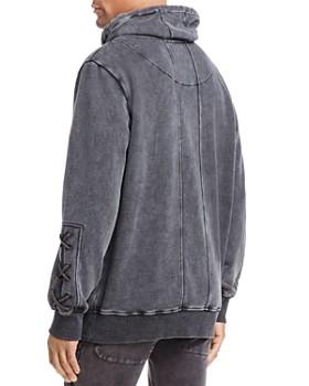 nANA jUDY - Funnel Neck Sweatshirt - 100% Exclusive